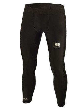 Leone1947 spodnie kompresyjne EXTREMA czarne S [ABX55]