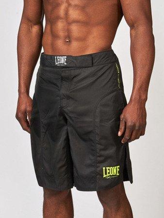 Leone1947 spodenki inspirowane sportami MMA czarne S [ABX42]