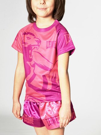 Dziecięcy T-shirt model MASCOT marki Leone1947