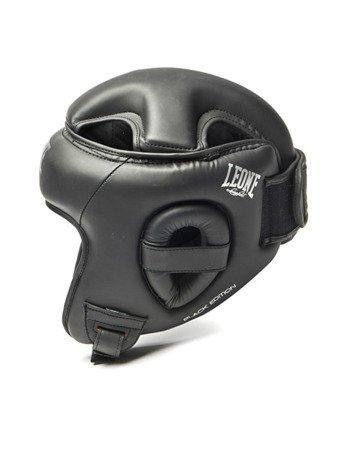 Kask bokserski BLACK EDITION 2.0 marki Leone1947