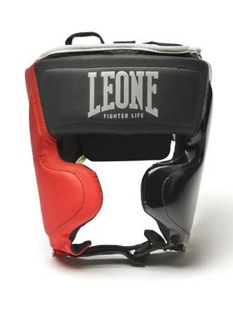 Kask bokserski FIGHTER LIFE marki Leone1947