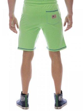 LEONE bermudy męskie zielone M [LSM1661]