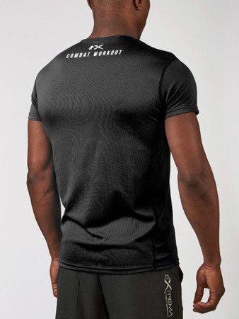 Leone1947 uniwersalny T-shirt EXTREMA 2.0 czarny S [ABX23]