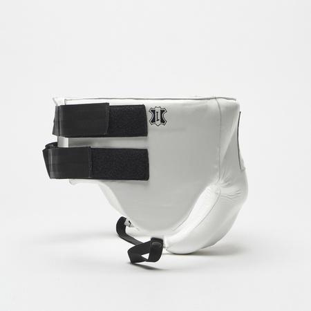 Profesjonalny ochraniacz krocza / suspensor biały