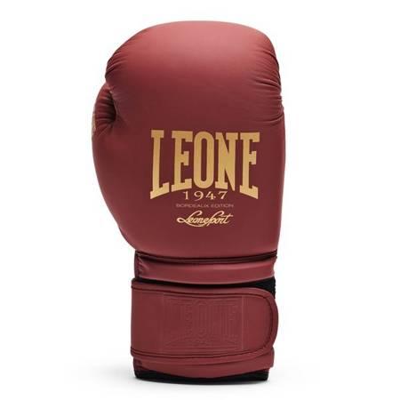 Rękawice bokserskie BORDEAUX EDITION marki Leone1947