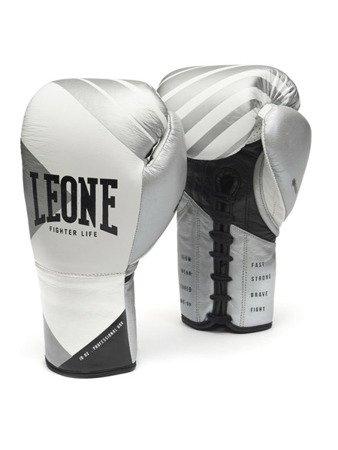 """Rękawice bokserskie FIGHTER PREMIUM """"L"""" marki Leone1947"""