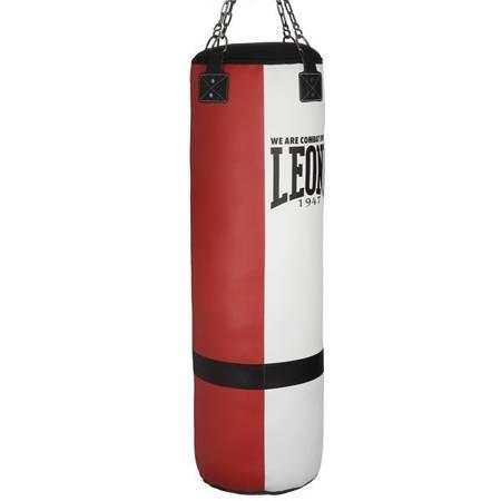 Worek treningowy KING SIZE [60kg] czerwono/biały